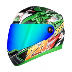Steelbird Air - Full Face Helmet Green L