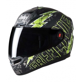 Steelbird Air Sba 1 - Full Face Helmet Matte Black M