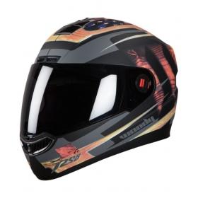 Steelbird Air Sba-1 Woody - Full Face Helmet Black M