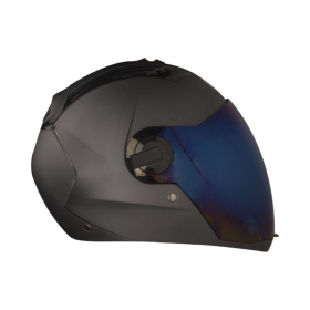 Steelbird Air Sba-2 Glossy - Full Face Helmet Grey L