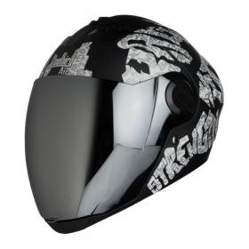 Steelbird Air Sba-2 Strength - Full Face Helmet Black L