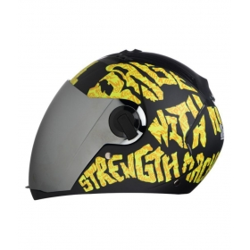 Steelbird Air Sba-2 Strength - Full Face Helmet Black L