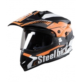 Steelbird Sb-42 Airborne - Full Face Helmet Black L
