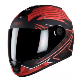 Steelbird Vision Attis - Full Face Helmet Black L