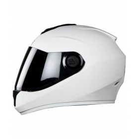Steelbird Vision - Full Face Helmet White M