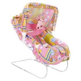 Multicolour Carry Cot 10 In 1 Bouncer