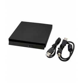 Tt-sata-to-usb2.0-dvd-casing Black External Dvd Writer
