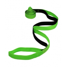 Stretch Out Nylon Yoga Strap