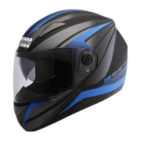 Studds Full Face Decor D2 - Full Face Helmet Matte Black L
