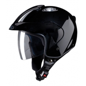 Studds Ks-1 Metro - Open Face Helmet Black L