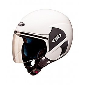 Studds - Open Face Helmet - Cub (white) [large - 58 Cms]