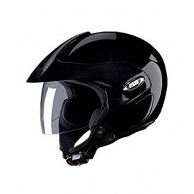 Studds - Open Face Helmet - Marshall (black) [large - 58 Cms]