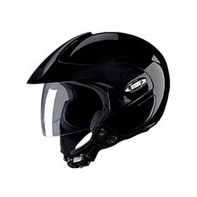 Studds - Open Face Helmet - Marshall (black) [large - 58 Cms]