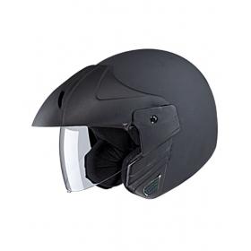 Studds - Open Face Helmet - Ninja Concept (matte Black) [extra Large - 60 Cms]
