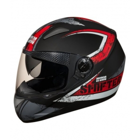 Studds Shifter D1 - Full Face Helmet Matte Black L