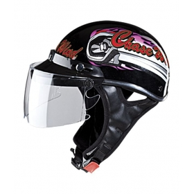 Studds - Sporting Helmet - Troy (chasewind Black) [large - 58 Cms]
