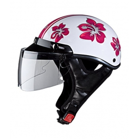 Studds - Ladies Helmet Open Face - Troy (happy N8) [large - 58 Cms]