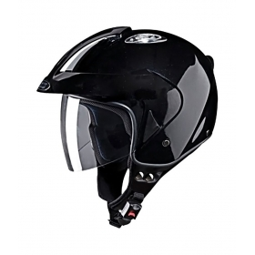 Studds - Open Face Helmet - Ks-1 Metro (black) [large - 58 Cms]