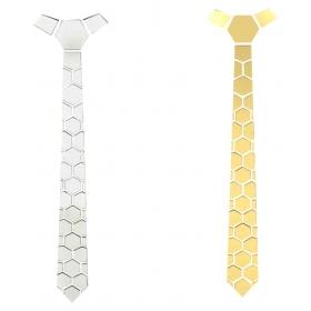 Studio Shubham Multi Formal Hex Tie