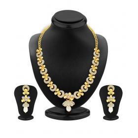 Alloy Bridal Necklace Set
