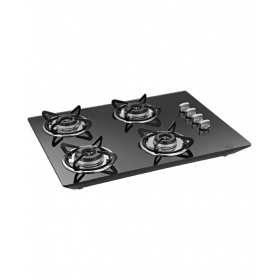 Sunflame Lotus Hob 4b 4 Burner Auto Built In Hob