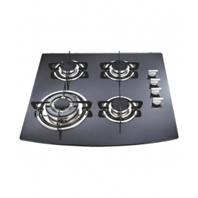 Sunflame Sf - 64ltg 4 Burner Auto Built In Hob