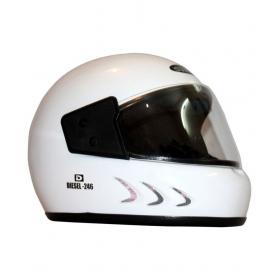 Sunny 246 - Full Face Helmet White M