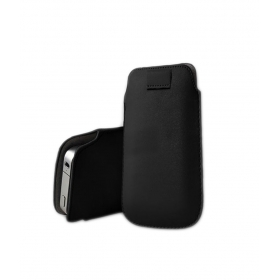 Super Get Pouch For Apple Iphone 5 - Black