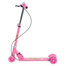 Kids Metal Alloy Scooter