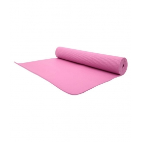 4mm Easy To Wash Pink Colour Yoga Mat