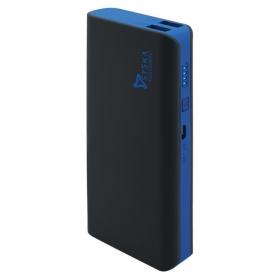 Syska X110-grey-blue 11000 Mah Li-ion Power Bank