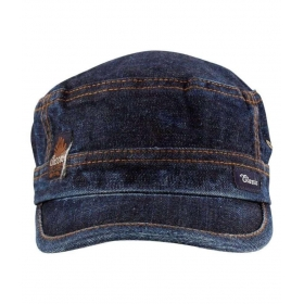 Blue Denim Cap - Pack Of 1