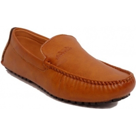 Contablue Leon Loafers Shoes (tan)