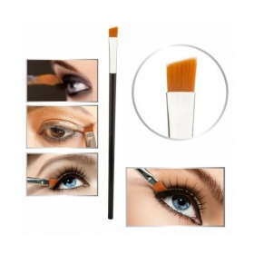 Techdizi Synthetic Angle Eye Shadow Brush 1 No.s