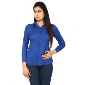 Blue Rayon Shirts