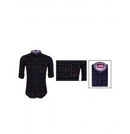 Designer Shirt 7836 Dobby Check Shirt