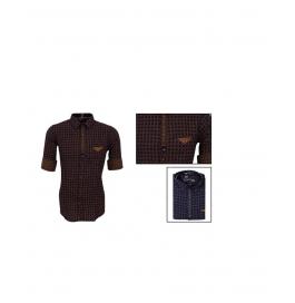 Designer Shirt 7853 Yarn Dyed Check Shirt