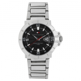 Black Dial Analog Watch (nath1790469j)
