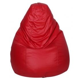 Tjar Xxxl Filled Bean Bag Red