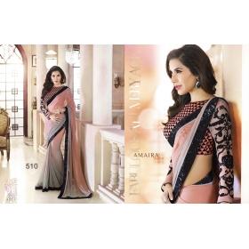 Designer Fancy Saree Bollywood Replica 510