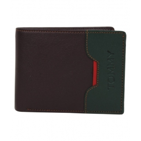 Tommy Hilfiger Leather Brown Casual Regular Wallet