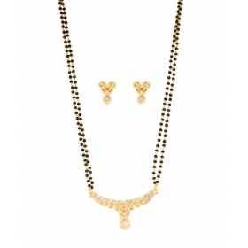 Marvelous Gold Plated Mangalsutra