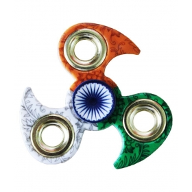 Toys Factory Indian Flag Fidget Hand Spinner
