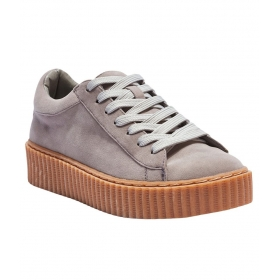 Truffle Collection Gray Casual Shoes