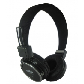 Ubon Ub1440d Over Ear Wired Headphone Without Mic Black
