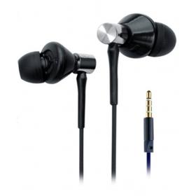 Ubon Ub185 In Ear Wired Earphones With Mic Black
