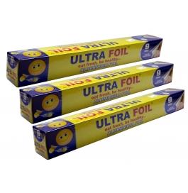 Ultra Foodgrade Aluminium Foil