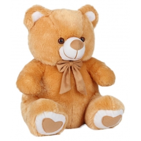 Teddy Bear Soft Toy, Brown , 15 Inches