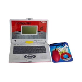 Talking Educational Laptop - 80 Activities (with Mouse Cd Drive & Games)