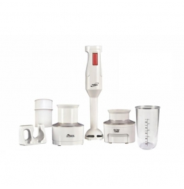 Softel Hand Blender Turbo With Chutney Maker And Chopper And 3 Attachments